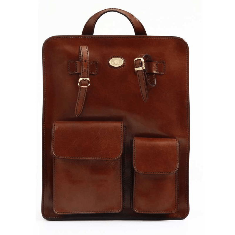 074a6e520254 The Bridge backpacks made of leather - Scalia Group