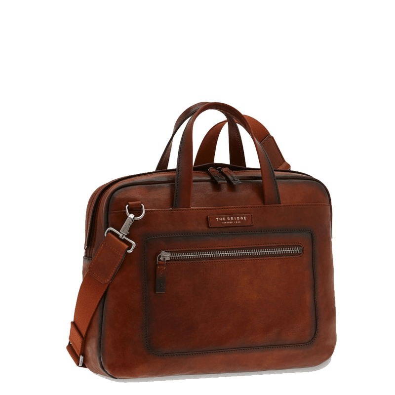 The Bridge Freestyle Laptop Briefcase