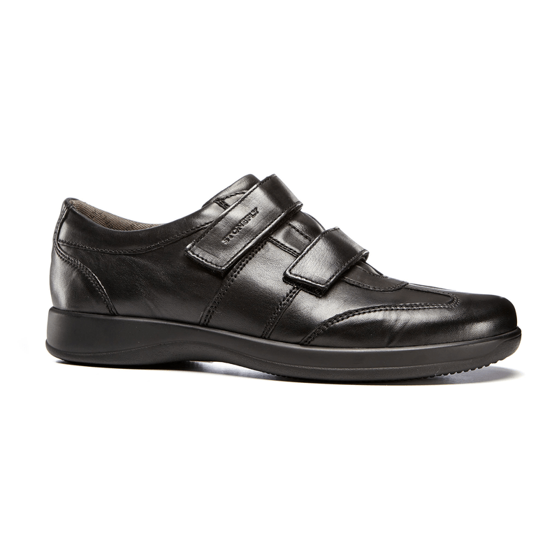 Sneakers Stonefly in pelle uomo con due strappi ... 69c3d53a253